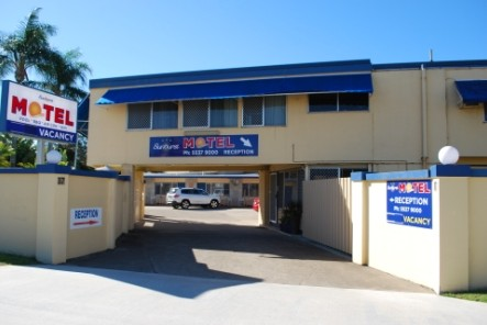 Sunburst Motel - Accommodation Nelson Bay