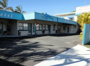 Marlin Motel Pet Friendly - Accommodation Nelson Bay