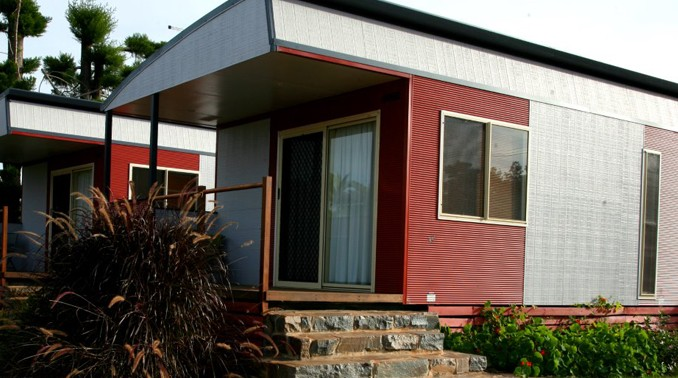 Atherton Holiday Park - Accommodation Nelson Bay