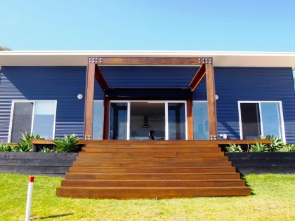Blue Shack - Accommodation Nelson Bay