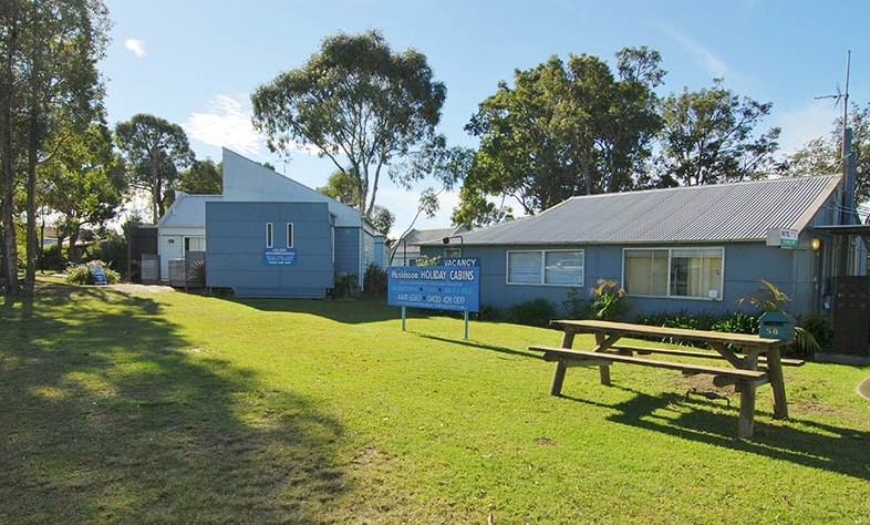 Huskisson Holiday Cabins - Accommodation Nelson Bay