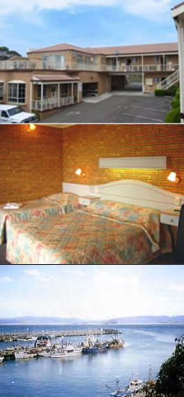 Twofold Bay Motor Inn - Accommodation Nelson Bay