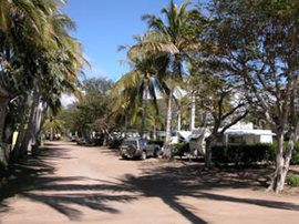 Alva Beach Tourist Park - Accommodation Nelson Bay