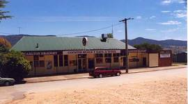 CORRYONG HOTEL/MOTEL - Accommodation Nelson Bay