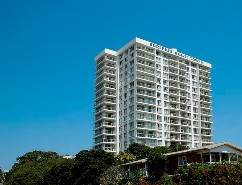 Burleigh Beach Tower - Accommodation Nelson Bay