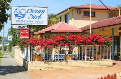 Ocean Park Motel and Holiday Apartments - Accommodation Nelson Bay