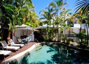 Tropic Sands - Accommodation Nelson Bay