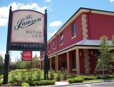 The Lawson Motor Inn - Accommodation Nelson Bay