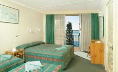 Mid Pacific Motel - Accommodation Nelson Bay