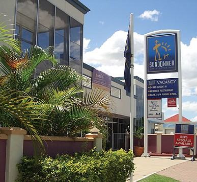 Sundowner Chain Motor Inn Rockhampton - Accommodation Nelson Bay