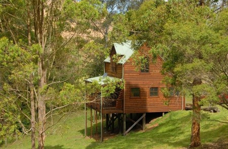 Hookes Creek Forest Retreat - Accommodation Nelson Bay