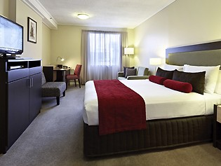The Swanston Hotel Melbourne Grand Mercure - Accommodation Nelson Bay