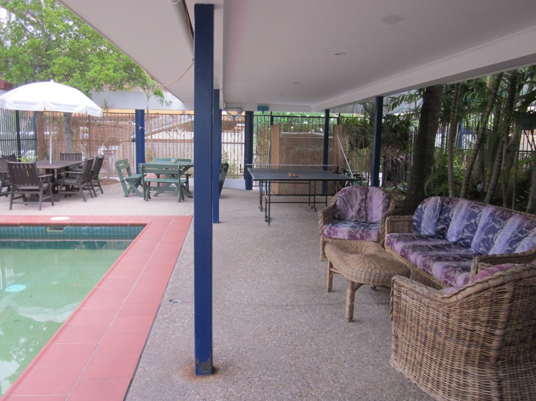 Cosmopolitan Motel and Serviced Apartments - Accommodation Nelson Bay