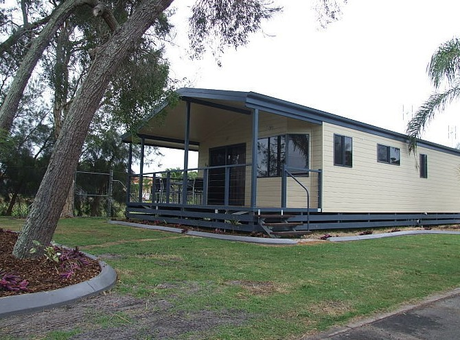 Happy Wanderer Village Caravan Park - Accommodation Nelson Bay