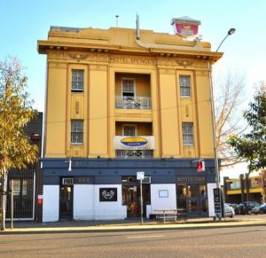 The Spencer City Central Hotel - Accommodation Nelson Bay