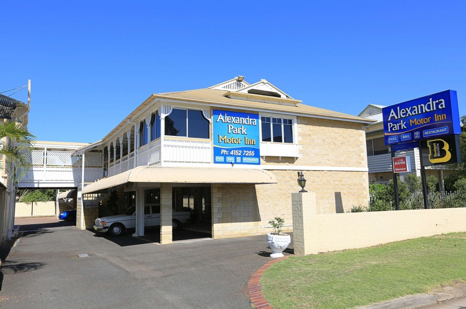 Alexandra Park Motor Inn - Accommodation Nelson Bay