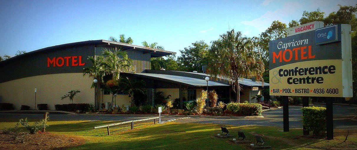 Capricorn Motel  Conference Centre - Accommodation Nelson Bay