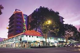 Darwin Central Hotel - Accommodation Nelson Bay