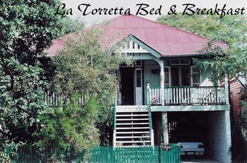 La Toretta Bed And Breakfast - Accommodation Nelson Bay