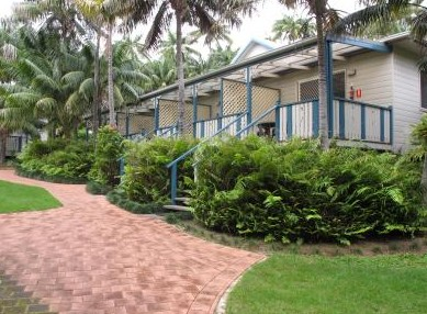 Somerset Apartments Lord Howe Island - Accommodation Nelson Bay