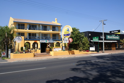 Delfinos Bay Resort - Accommodation Nelson Bay