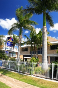 Ambassador Motor Lodge Best Western - Accommodation Nelson Bay