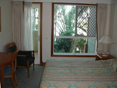 City Park Serviced Apartments - Accommodation Nelson Bay