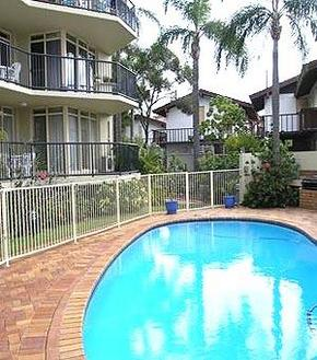 Bayview Beach Holiday Apartments - Accommodation Nelson Bay