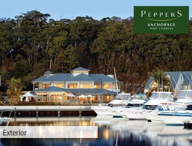Peppers Anchorage - Accommodation Nelson Bay