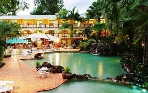 Palm Royale Cairns - Accommodation Nelson Bay