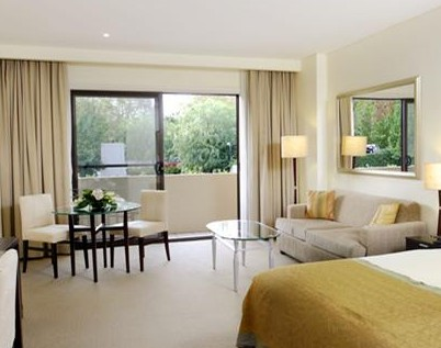 The Hills Lodge Boutique - Accommodation Nelson Bay