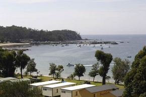 Sapphire Sun Holiday Village - Accommodation Nelson Bay