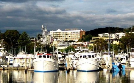 Marina Resort - Accommodation Nelson Bay