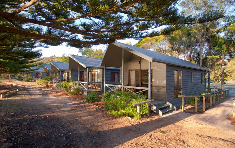 Murramarang Ecotourism Resort Eco Point - Accommodation Nelson Bay