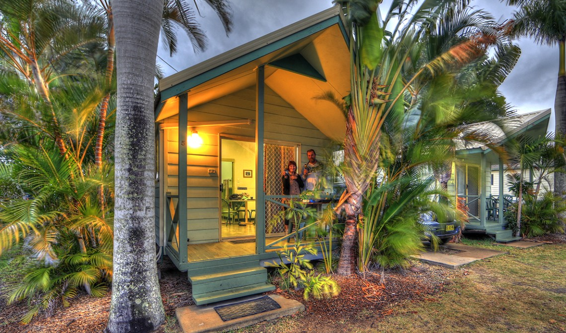 Harbour View Tourist Park - Accommodation Nelson Bay