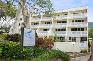 Marlin Waters Beachfront Apartments - Accommodation Nelson Bay