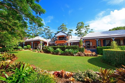 Montville Provencal Boutique Hotel - Accommodation Nelson Bay