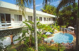 Silvester Palms Holiday Apartments - Accommodation Nelson Bay