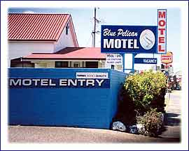 Blue Pelican Motor Inn - Accommodation Nelson Bay