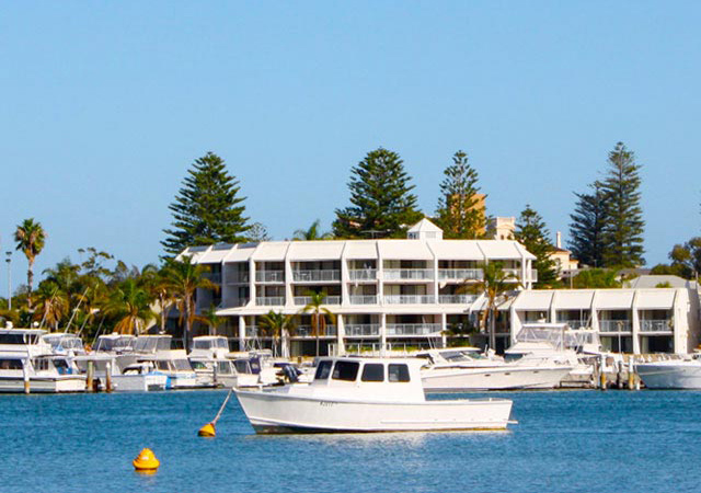 Pier 21 Apartment Hotel Fremantle - Accommodation Nelson Bay