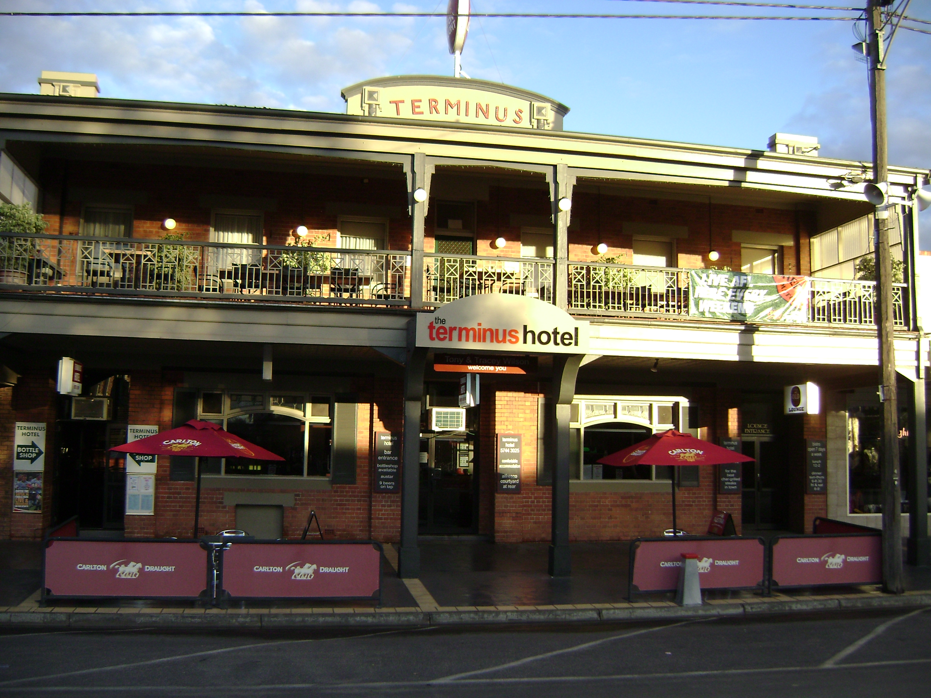 Terminus Hotel - Accommodation Nelson Bay