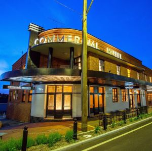 Commercial Boutique Hotel  - Accommodation Nelson Bay