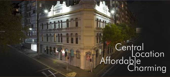 Woolbrokers Hotel - Accommodation Nelson Bay