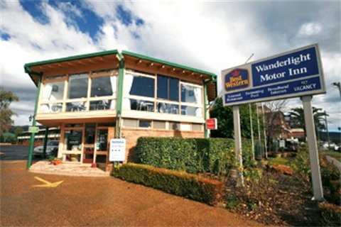 Wanderlight Motor Inn - Accommodation Nelson Bay