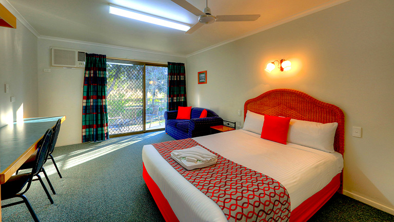 Murgon City Motor Inn - Accommodation Nelson Bay