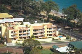 Alexander Luxury Apartments - Accommodation Nelson Bay