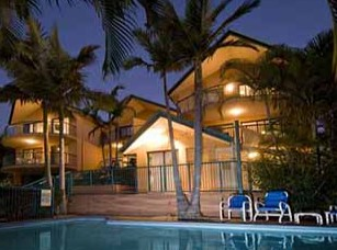 Karana Palms Resort - Accommodation Nelson Bay