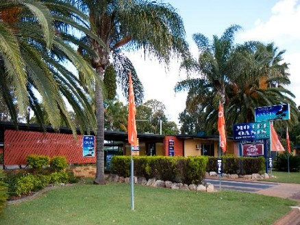 Motel Oasis - Accommodation Nelson Bay
