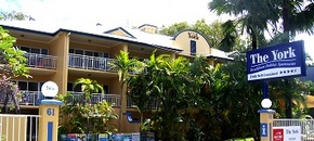 The York Beachfront Holiday Apartments - Accommodation Nelson Bay