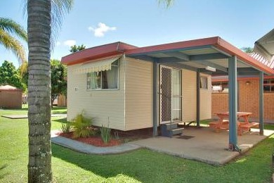 Pyramid Caravan Park - Accommodation Nelson Bay